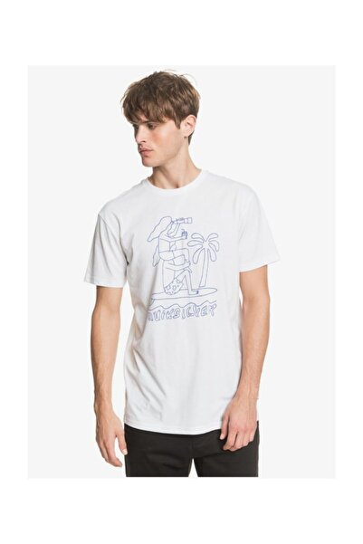 Quiksilver Turning Heads Erkek T-shirt