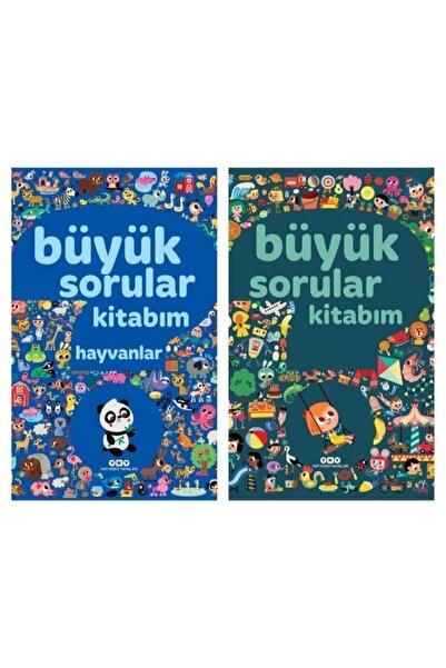 Yapı Kredi Yayınları Kültür Büyük Sorular Kitabım 2 Li Set