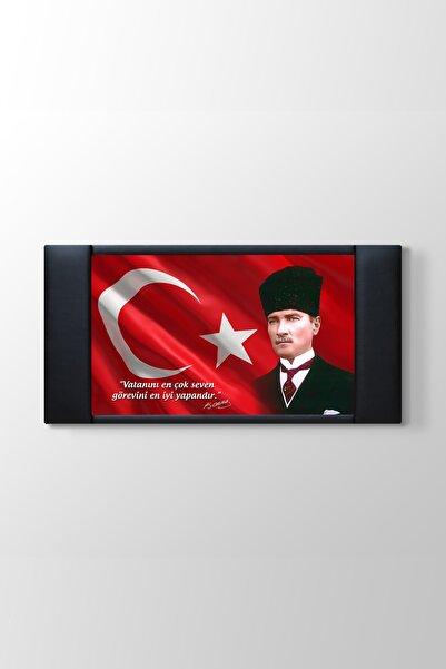 TabloShop Atatürk Köşesi Pano (Makam 1) - (ÖLÇÜSÜ 200 x 100 cm)