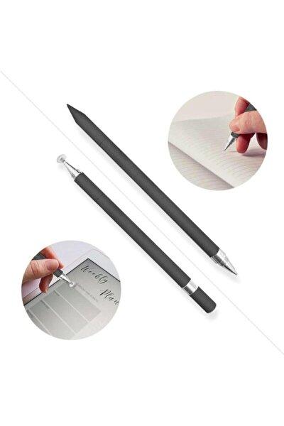 TEKNETSTORE Dokunmatik Kalem Passive 2 In 1 Tablet Kalemi Çizim & Yazı Kalemi Dokunmatik Kalem