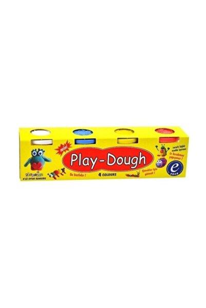 EREN Oyuncak Mini Oyun Hamuru Play Dough 4 Renk* 5 Adet