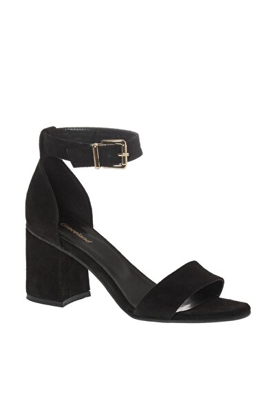 Graceland Deichmann Siyah Topuklu Sandalet