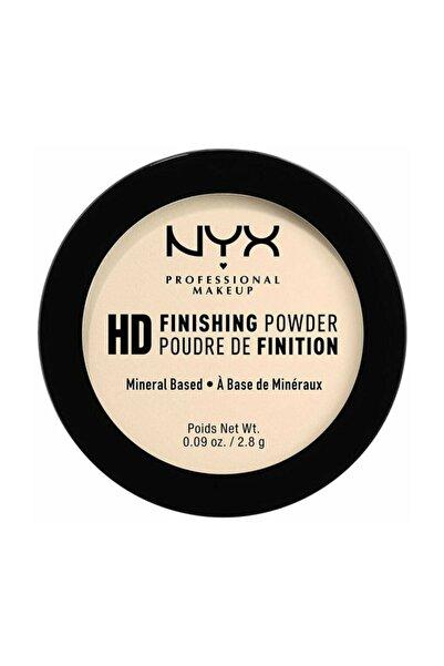 NYX Professional Makeup Mini Pudra - High Definition Finishing Powder Mini