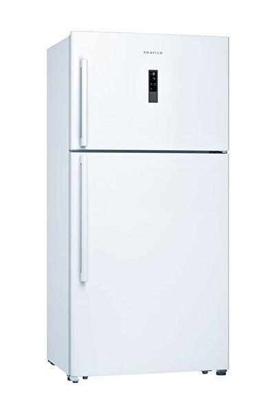 Profilo BD2075W2VN No-Frost, Üstten Donduruculu Buzdolabı