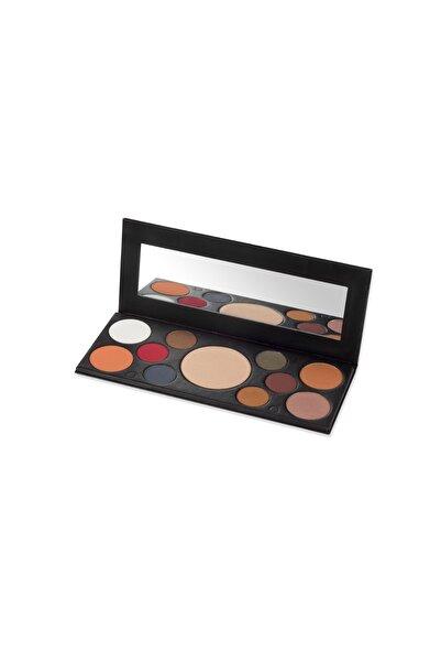 New Well Far Paleti - Derma Highlighter & Eyeshadow Palette 10 colors 8680923329505