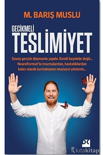 Karakarga Yayınları Gecikmeli Teslimiyet - M. Barış Muslu