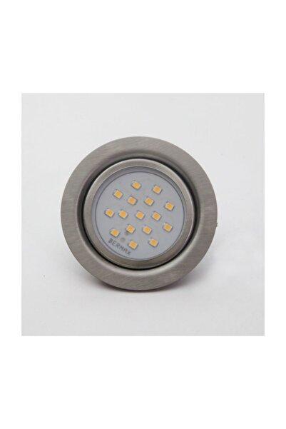 BERMAX Mobil Gömme Spot Çoklu Led 3 W Günışığı Paslanmaz (inox)