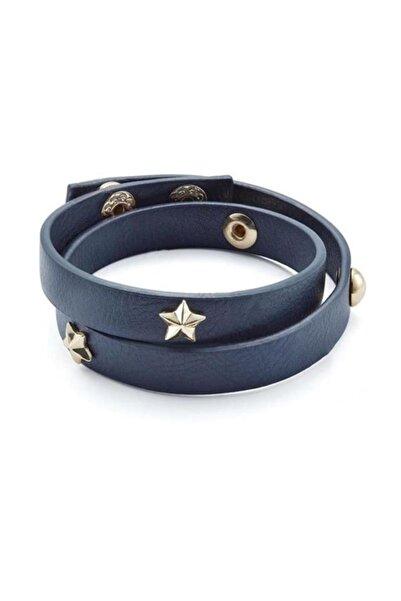 AVON Kadın Ronnie Bileklik- Yıldız - Mavi