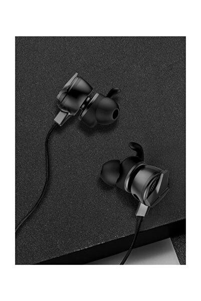 Baseus Gamo H15 3.5mm Mikrofonlu Pubg Oyuncu Kulaklığı Siyah
