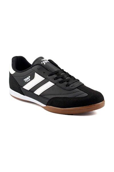 Jump Siyah Erkek Futsal Voleybol Ayakkabısı 18089