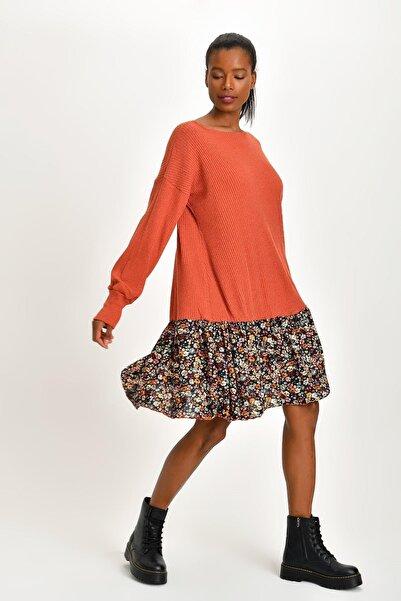 Quincey Kadın Triko Elbise