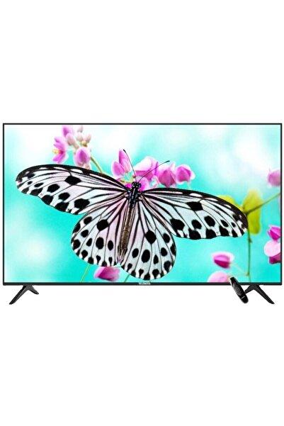 """TELENOVA 55U9001 55"""" 139 Ekran Uydu Alıcılı 4K Ultra HD Smart LED TV"""