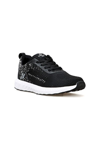 Hammer Jack Tina Siyah Kadın Spor Ayakkabı Yürüyüş Ayakkabısı 101 20045-z