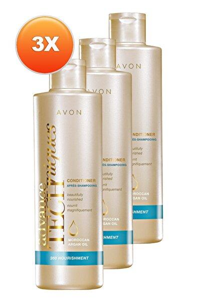 AVON Argan Yağı Besleyici Saç Kremi 250 ml 3'lü Set 5050000108102