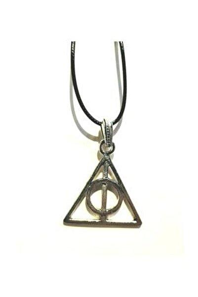 Harry Potter Ölüm Yadigarları Kolye