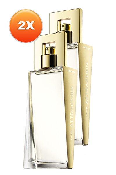 AVON Attraction Kadın Parfüm Edp 50 ml 2'li Set 5050000102650