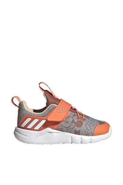 adidas RAPIDAFLEX  MINNIE EL I Açık Gri Kız Çocuk Sneaker Ayakkabı 100618273