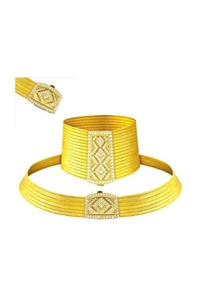 BİLEZİKHANE Trabzon Hasır Düğün Set Baklava 130,00 Gram 22 Ayar Altın