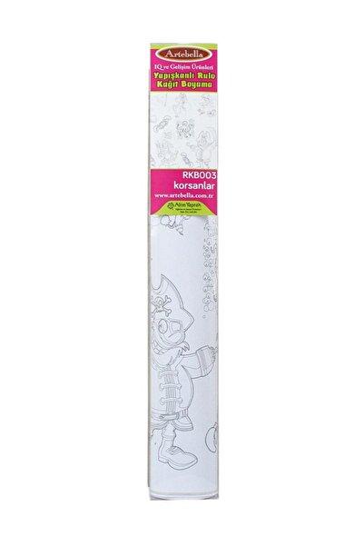 Artebella Rkb003  Yapışkanlı Rulo Kağıt Boyama 33x100 cm