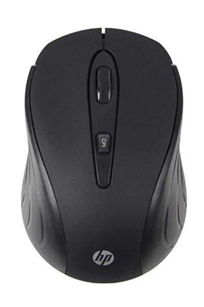 HP S3000 Wireless Kablosuz Mouse 20000 Dpı Siyah