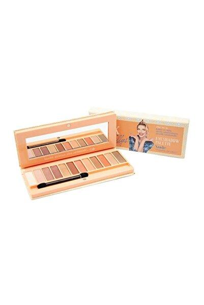 The Pink Ellys Far Paleti - Eyeshadow Palette Nude 86993002977712