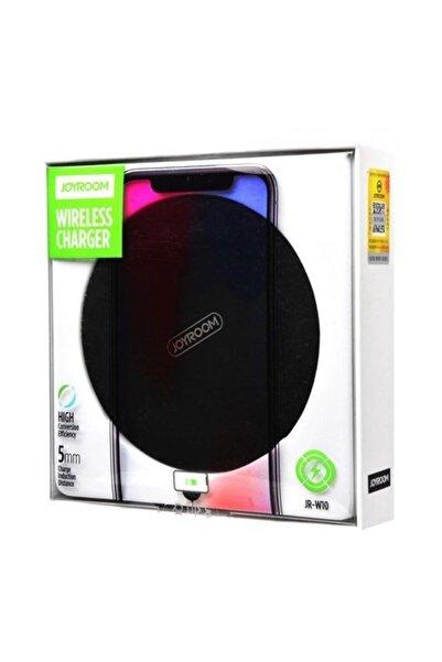 Joyroom W10 Wireless Kablosuz Şarj Aleti Beyaz