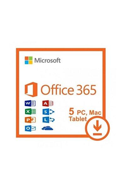 MICROSOFT Office 365 – 2016 Pro Plus Edition – 5 Cihaz – 1yıl