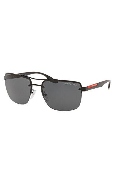Prada Sport Erkek Güneş Gözlüğü PS60US 1AB5Z1