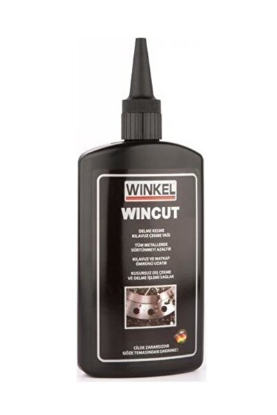 Winkel Wincut Delme Kesme Kılavuz Çekme Yağı 460ml