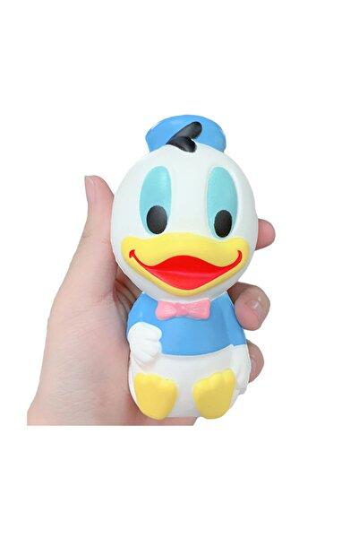 Can Ali Toys Sevimli Disney Donald Duck Squishy -yavaş Yükselen, Kokulu Büyük Boy 12 Cm Sukuşi, Squishy
