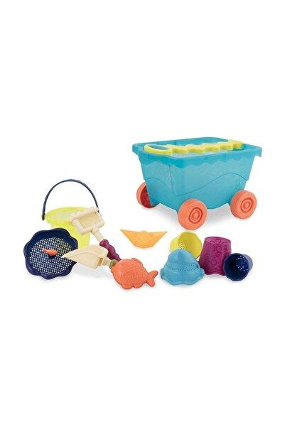 B.Toys Turkuaz  Plaj Vagonu /