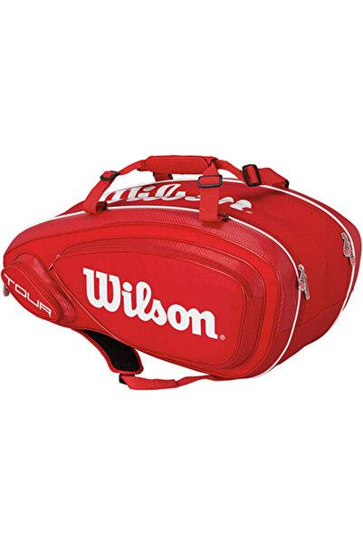 Wilson Tenis Raket Çantası - Tour V  - WRZ847609