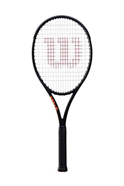 Wilson Tenis Raketi Burn 100 S  BK  FRM W/O CVR 2 (WRT74081U2)