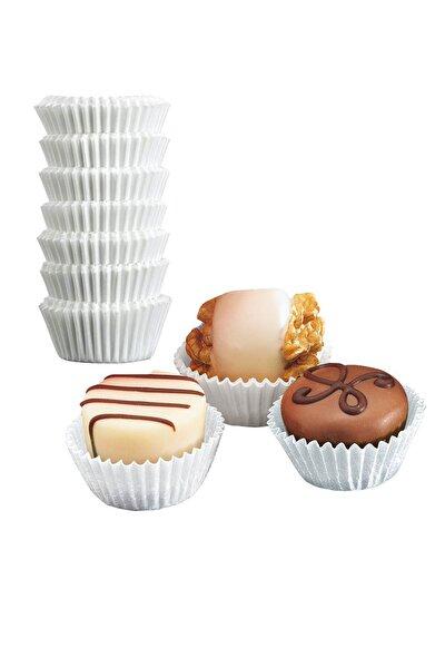 Kazanabil Mini Çikolata ve Bisküvi Kağıdı 100 Adet Kapsül