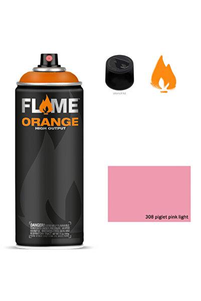 Flame Orange 400ml Sprey Boya N:308 Piglet Pink Light 5699967