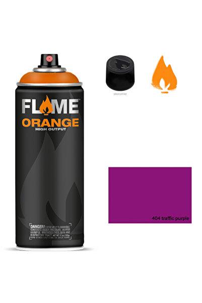 Flame Orange 400ml Sprey Boya N:404 Traffic Purple 5699975