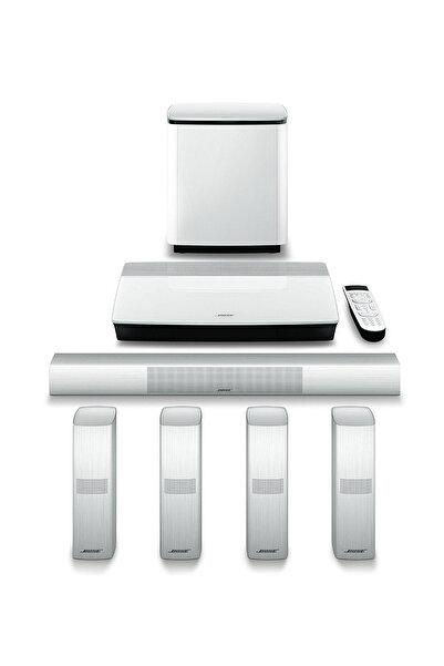 Bose Lifestyle 650 Beyaz Ev Eğlence Sistemi 761683-2210