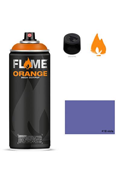 Flame Orange 400ml Sprey Boya N:418 Viola 5699981