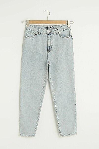 LC Waikiki Kadın Buz Mavisi XSIDE Jean