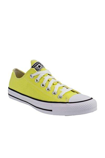 converse Kadın Sarı Chuck Taylor All Star Spor Ayakkabı 170156c.