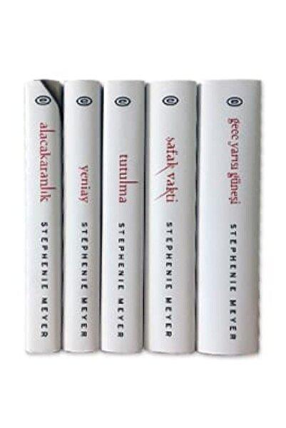 Epsilon Yayınevi Alacakaranlık 5 Kitap Ciltli Set