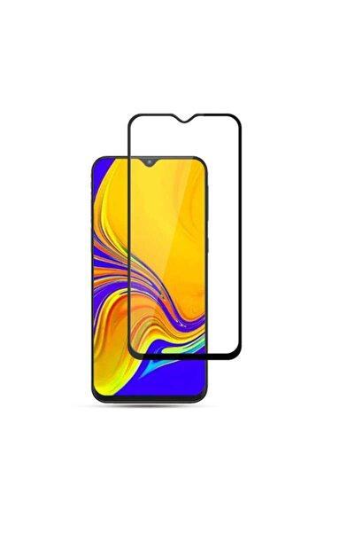 Oppo A15 Uyumlu Güçlendirilmiş Nezih Case 5d Cam Tam Kaplayan Ekran Koruyucu