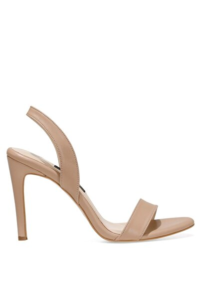 Nine West SEMINA3 1FX Naturel Kadın Topuklu Ayakkabı 101013463