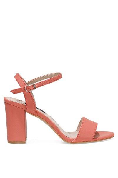 Nine West SIMEL 1FX Somon Kadın Topuklu Ayakkabı 101031062