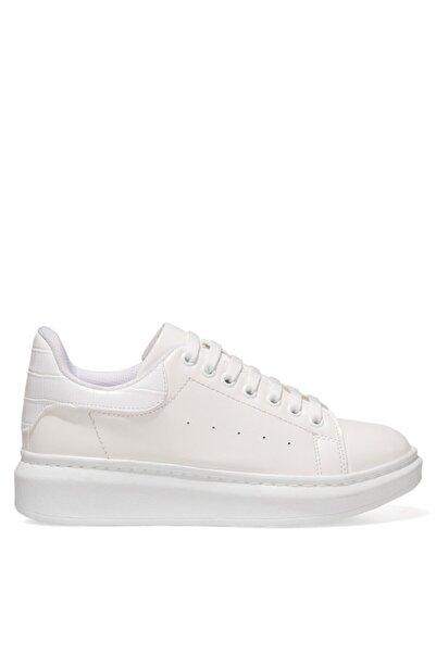 Nine West Gower 1fx Beyaz Kadın Sneaker