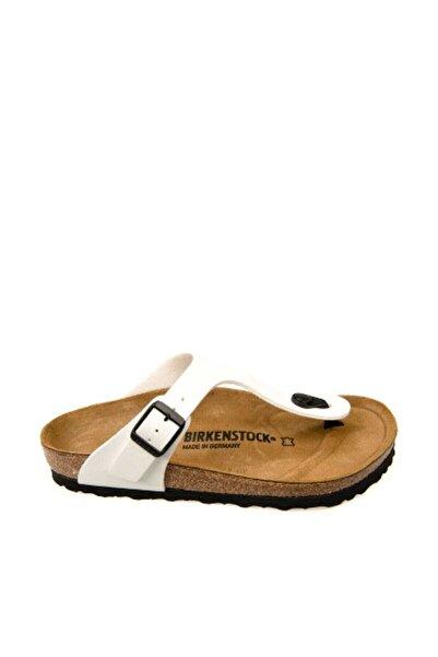 Birkenstock Kadın Beyaz Terlik 100188877 WB743553