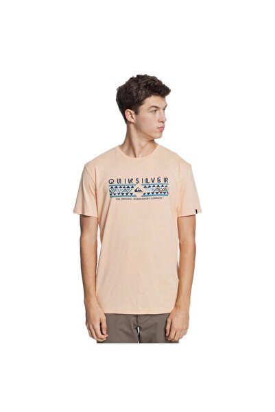 Quiksilver Dıstant Shores Ss  T-Shirt