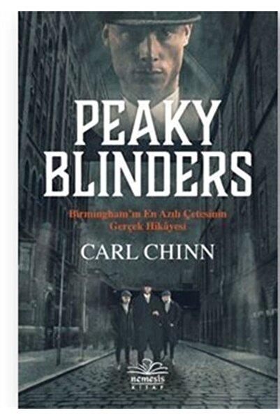 Nemesis Kitap Peaky Blinders