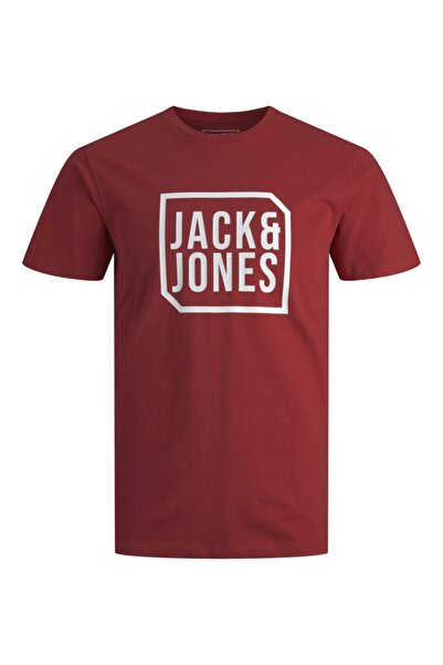 Jack & Jones Bisiklet Yaka T-shirt 12202299 Jcobrush