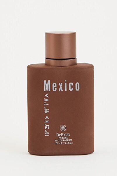 DeFacto Erkek Parfüm Mexico 100 ml
